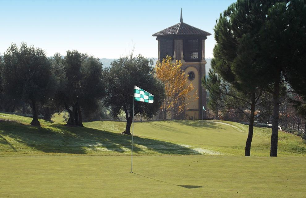 Torneo leyendas Golf Santander (Madrid)